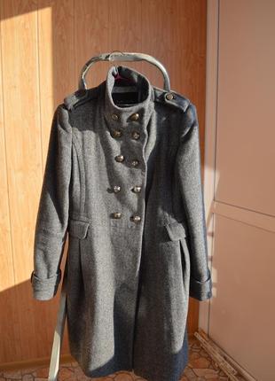 Идеальное осенне-веснее пальто zara