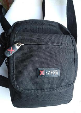 Качествиная барсетка-сумка x-zess