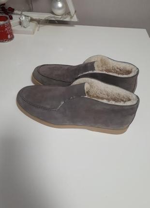 12 storeez ботинки зимние