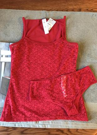 Яркий комплект для сна пижама