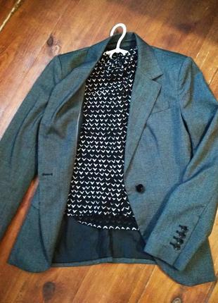 Базовый пиджак zara