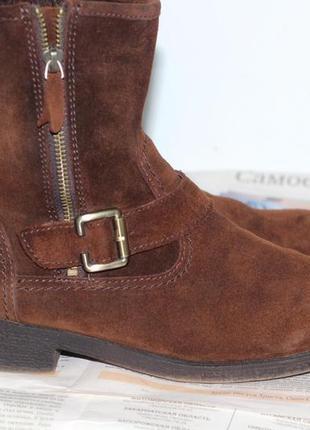 Очень красивые ботиночки ara  39-40. утеплены