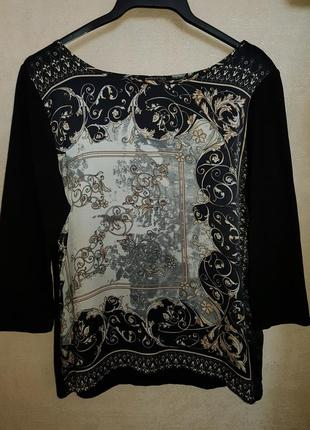 Нарядная, очень эффектная кофточка блуза margittes
