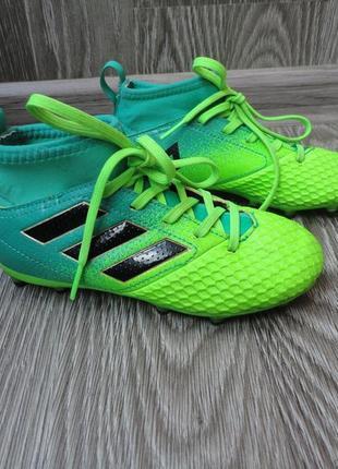 Детские бутсы, копы с носком, р 29 adidas, кроссовки