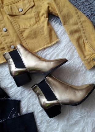 Трендовые ботинки,сапоги