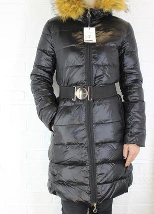 Новая с бирками фирменная курточка 80% пух,20% перо