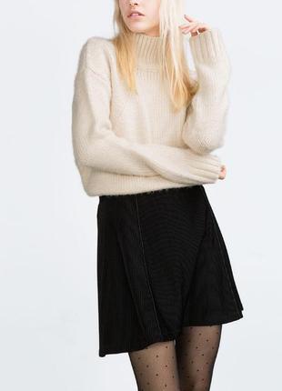 Фирменная юбка zara, размер m