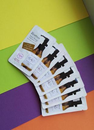 Аргановое масло для восстановления волос beyond argan therapy signature oil 5 мл