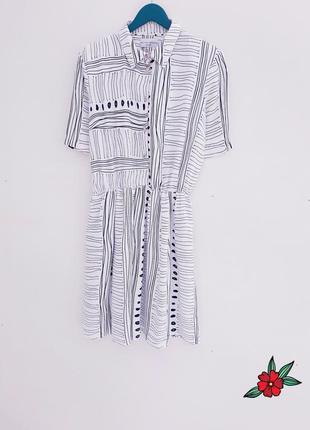 Летнее платье на пуговичках женское платье от mandy marsh винтаж