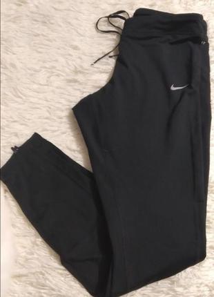 Nike новые тайтсы лосины леггинсы легги