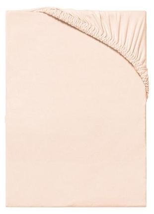 Трикотажная простынь на резинке 180-200 х 200-220 см, dormia