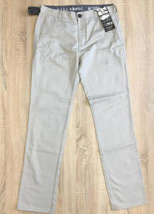 Классические брюки от billabong