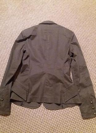 Стильный guess пиджак2