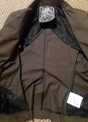 Стильный guess пиджак3