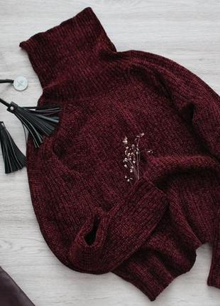 Идеальный велюровый свитер ( плюшевый / бархат джемпер)