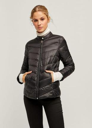 Куртка весна- осень ультратонкий пух stradivarius размер s m