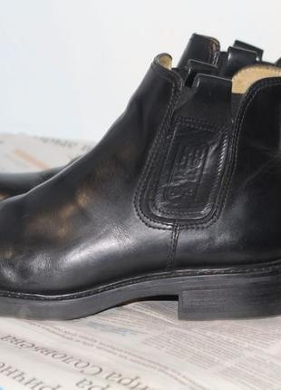 Статусные ботинки из натуральной кожи camel active 43-44
