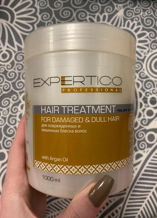 Tico professional expertico argan oil hair treatment маска для волос интенсивный уход
