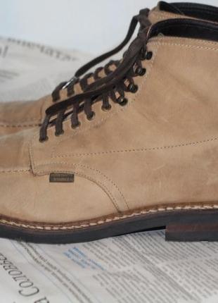 Статусные и редкие ботинки konstantin starke 43-44 нубук
