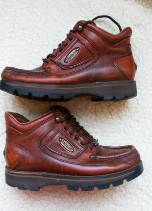 Качественные кожаные ботинки  rockport xcs waterproof boots