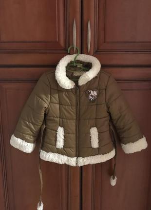 Куртка демисезонная 104-116 см original marines