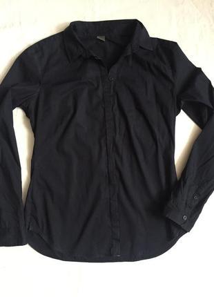 Классная рубашка жен приталенная раз l(46)