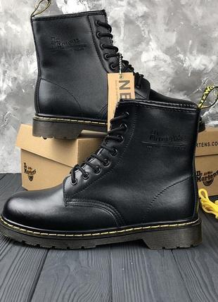 6d4367b70546 Крутые женские зимние ботинки dr. martens унисекс 36 37 38 39 40 41 42 43  ...