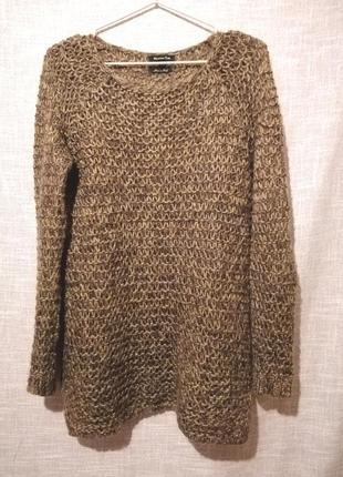 Шикарный свитер джемпер от massimo dutti