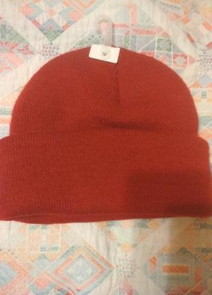 Красная двойная шапочка