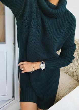 Свитер платье gina tricot