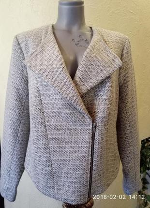 Большой выбор верхней одежды!жакет,короткое пальто, батал 54-56
