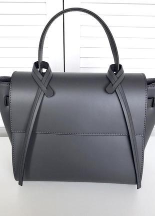 Кожаная сумка италия vera pelle