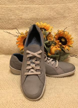 Туфли на весну ara - германия кожа