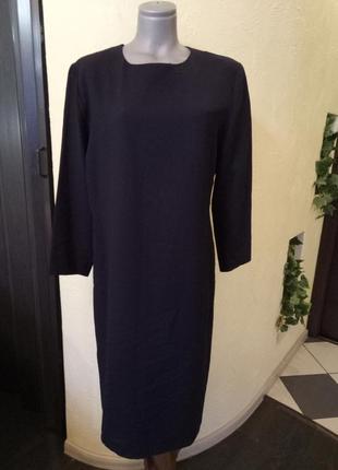 Penni plain,100% шесрсть!платье 50-52р