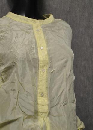 Жолтая рубашка