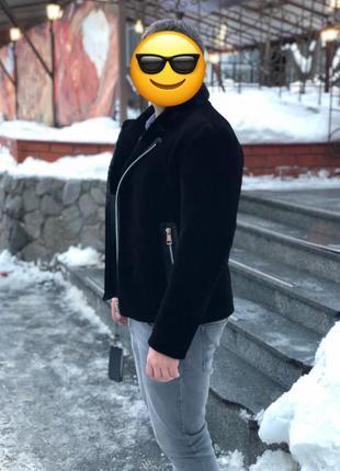 Куртка полупальто натуральная овчина 100%
