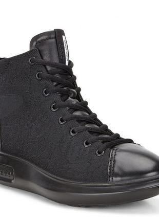 Стильні демисезонні черевики ecco