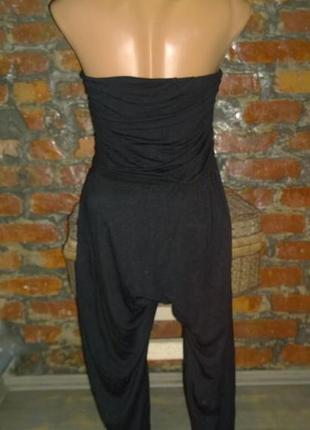 Комбинезон бандо из трикотажа2 фото