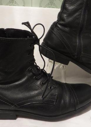 Ботинки кожа 43 размер