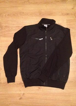 Стильная толстовка куртка батник с замком / турция / м