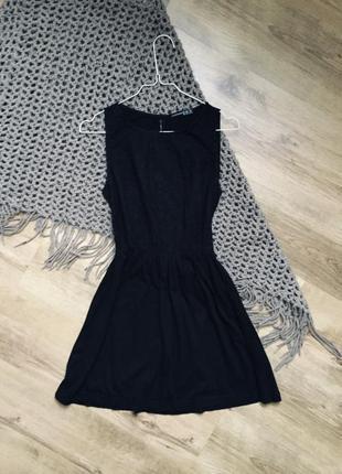 Маленькое чёрное платье от atmosphere