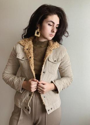 Вельветовая куртка3