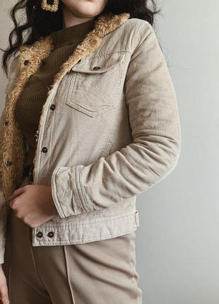 Вельветовая куртка4