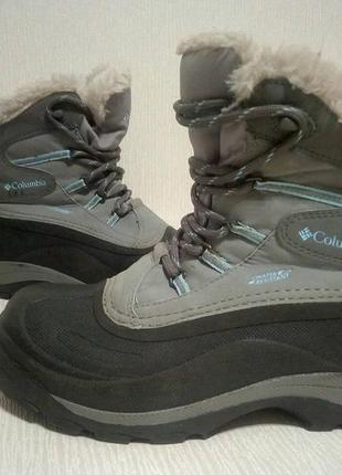 Ботинки columbia 37p