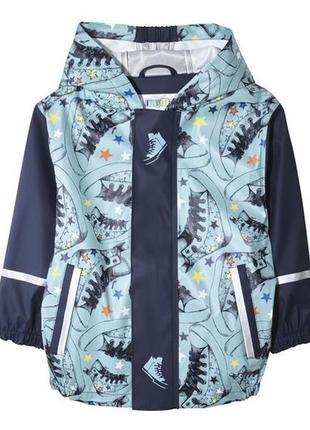 Куртка дождевик для мальчика lupilu 123_128
