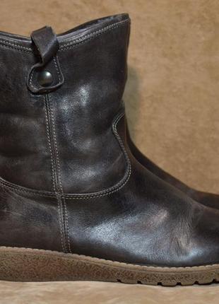 Ботинки сапоги угги momino зимние овчина цигейка. италия. оригинал. 37 р./23.5 см.