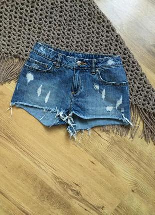 Крутейшие джинсовые шорты от new denim