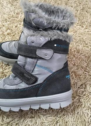 Ботинки super fit gore tex
