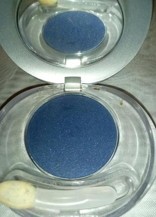 Pupa matt extreme 07тон темно-синие,матовые тени