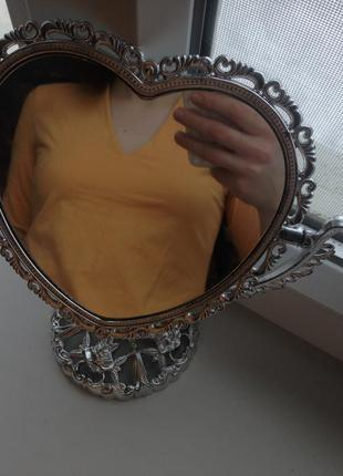 Оранжевая повседневная котоновая блуза,3/4 рукав